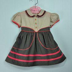 70323b6851cff Related image Toddler Dress, Baby Dress, Little Girl Dresses, Little Girls,  Girls