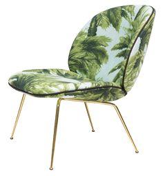 Sessel im Urban Jungle Style
