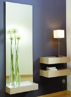 IDECORAA: RECIBIDOR MODELO 4 Bedroom Design, Foyer Design, Home Furniture, Home Decor, House Interior, Room Decor, Home Decor Furniture, Dressing Table Design, Home Deco