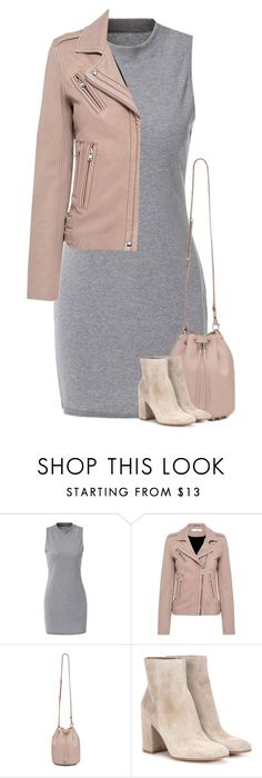 """Untitled #9999"" by fanny483 ❤ liked on Polyvore featuring IRO, Alexander Wang and Gianvito Rossi"