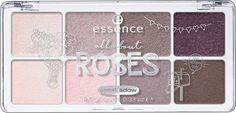 paletky očních stínů all about … 03 roses - essence cosmetics