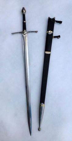 A new long sword - a Christmas present :). #Sword #Swords #AEvermore