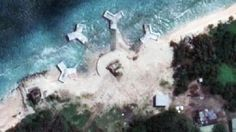 The satellite images this country doesn't want you to see Mobile Computer Repair, Google Satellite, Google Earth Images, Itu, New Construction, Mystery, Island, Country, World