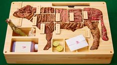 A Japanese Company is Selling a $2,600 Wagyu Beef-Filled Bento Box Enjoy nearly 9 lbs. of premium steak in a cow-shaped box.