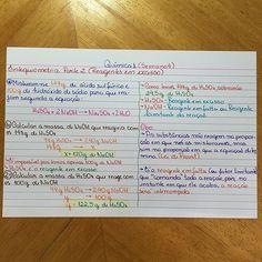 Semana 4 - Química 1 #medicadivaquímica