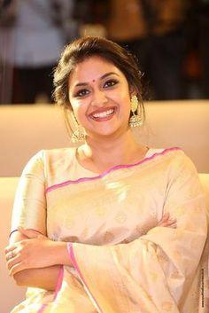 Keerthy Suresh at Pandem Kodi 2 Trailer Launch - South Indian Actress Indian Film Actress, South Indian Actress, Tamil Actress, Bollywood Actress, Beautiful Girl Indian, Beautiful Indian Actress, Beauty Full Girl, Beauty Women, Indian Bollywood