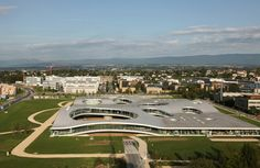 Rolex Learning Center -