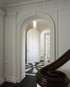 Portfolios - Andrew Skurman Architects - Dering Hall