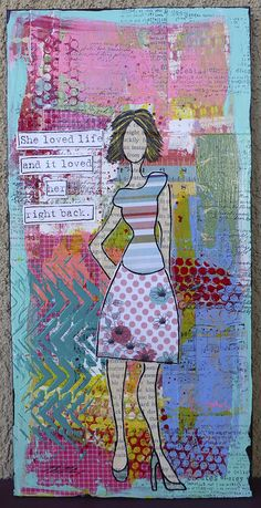 She loved life and it loved her right back by nikimaki, via Flickr