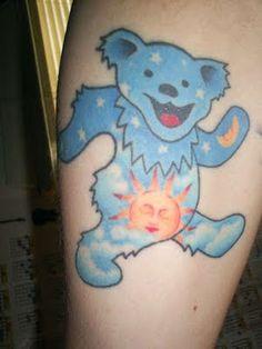 Tattooed Bear Hot Protein Shake