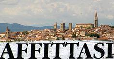 Affittasi graziosa cittadina toscana denominata Arezzo