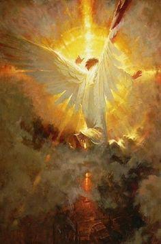 Angel Art by Brian Jekel