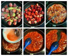 Strawberry Filling For Cake Fresh Strawberry Cake, Strawberry Filling, Cherry Cake, Frozen Strawberries, Strawberries And Cream, Cake Filling Recipes, Dessert Recipes, Mango Cake, Cake Fillings