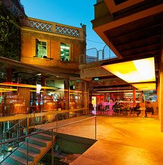 Moritz Brewery / Jean Nouvel, Barcelona, Spain