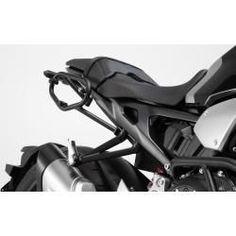 Sw Motech Slc Seitentrager Rechts Honda Cb 1000 R 18 Sw Motechsw Motech Taschen Honda Cb Bmw Motorcycles Honda