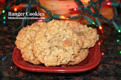 Michelle's Tasty Creations: Ranger Cookies