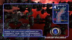 #STARFLEET INTELLIGENCE | #Borg Collective Unicomplex | #StarTrek