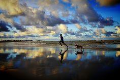 Bagasbas beach in my hometown of Daet, Camarines Norte