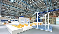 EnBW: Messestand