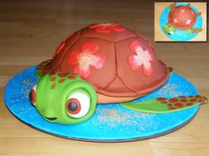 Squirt Turtle (Finding Nemo)