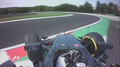 Button's turn to spin