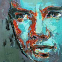 Scott Naismith : Contemporary Scottish Artist : 2012 Paintings