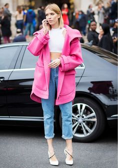 How to Update Your Look for Spring Without Spending a Dime via @WhoWhatWear