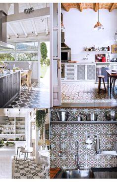 32 meilleures images du tableau carreaux ciment carreaux ciment ciment et carreau - Zellige de cuisine ...