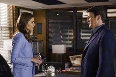 TV SHOWS: Stana Katic on Castle (Season 8)