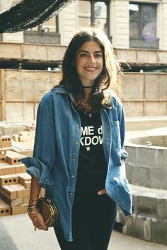 The Man Repeller advises you to 'Commes des fuckdown'