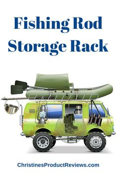 Fishing rod storage racks are available in several styles and can hold several fishing rods at a time. Featured below are the best fishing rod storage racks available to keep your favorite fishing rod...
