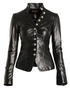 Danier Leather jacket #style #black #leather