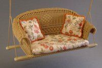 Uncle Ciggie's Miniature Wicker Furniture and Wicker Baskets are meticulously handcrafted in One Inch, Half Inch, and Quarter Inch Scale for miniature collectors and dollhouse miniature enthusiast. Willow Furniture, Cute Furniture, Barbie Furniture, Wicker Furniture, Miniature Rooms, Miniature Furniture, Dollhouse Furniture, Baskets On Wall, Wicker Baskets