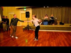 Skye & Frida (Demo) - Jitterbug Weekend 2013 recommended lindy hop vid
