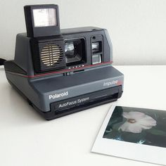 polaroid one step plus instant camera w q light includes manuals rh pinterest com Instant Polaroid Camera Colors Polaroid Impluse