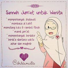 Sunnah Jumat untuk wanita Pray Quotes, Faith Quotes, Book Quotes, Islamic Phrases, Islamic Messages, Islamic Art, Hijrah Islam, Doa Islam, Muslim Religion