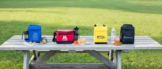 Our promotional Lunch Bags and Coolers are a give-away your clients will use every day.