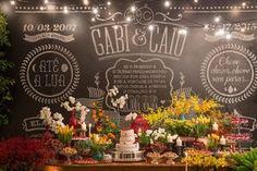 Casamento | Gabrielle + Caio