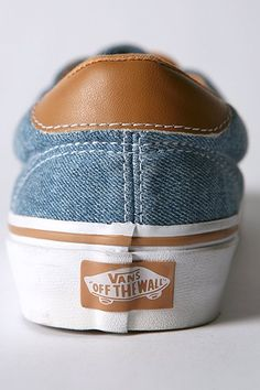 #Vans #Denim Authentic | #mensfashion