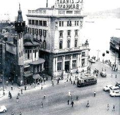 İstanbul, karaköy 1956