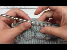 Bubble Wrap Stitch - nice 3D effect - YouTube