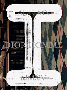 Dior Homme Autumn 2014 - By M/M (Paris)