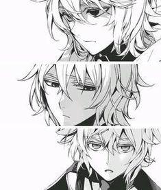 Mika.... manga Owari no Seraph