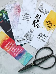 All Details You Need to Know About Home Decoration - Modern Creative Bookmarks, Paper Bookmarks, How To Make Bookmarks, Handmade Bookmarks, Corner Bookmarks, Ramadan Activities, Ramadan Crafts, Ramadan Decorations, Printable Day Planner