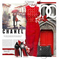 Red & Black for Summer