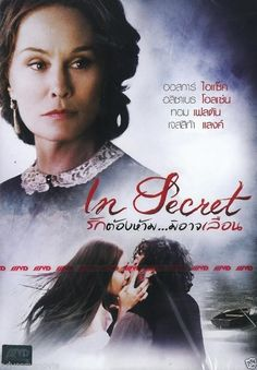 In Secret (2013) DVD Elizabeth Olsen, Jessica Lange, Tom Felton, Period Drama