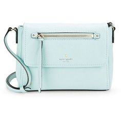 Kate Spade New York Mini Toddy Leather Crossbody (170 AUD) ❤ liked on  Polyvore f2222d5bc869f