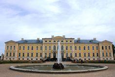 Fotografía: Cristina y Justo- Palacio de Rundale-Letonia Riga, Louvre, Building, Travel, Stockholm, Palaces, Vacations, Europe, Copenhagen