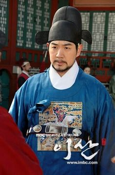 Yi San (Hangul: 이산; hanja: 李祘), also known as Lee San: The Wind of the Palace, is a 2007 South Korean historical drama, starring Lee Seo-jin and Han Ji-min. It aired onMBC from September 17, 2007 to June 16, 2008 on Mondays and Tuesdays 홍국영 한상진