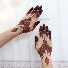 Wedding Henna Designs, Henna Tattoo Designs Simple, Eid Mehndi Designs, Mehndi Designs For Girls, Mehndi Designs For Fingers, Mehndi Design Images, Henna Mehndi, Henna Art, Heart Shaped Lips
